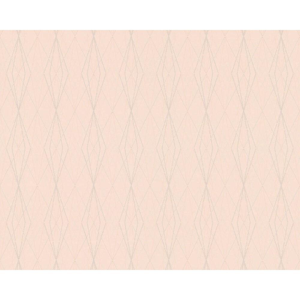 Private Walls Обои «Графика, Бежевые, Розовые» 368796