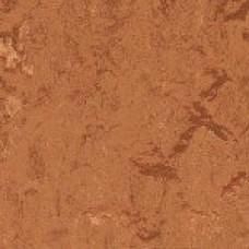 Натуральный линолеум Forbo Marmoleum(мармолеум) 2767 rust