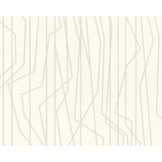 Private Walls Обои «Графика, Белые, Серыe» 368783