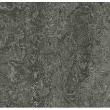 Натуральный линолеум Forbo (Eurocol) Marmoleum Modular t3048 graphite