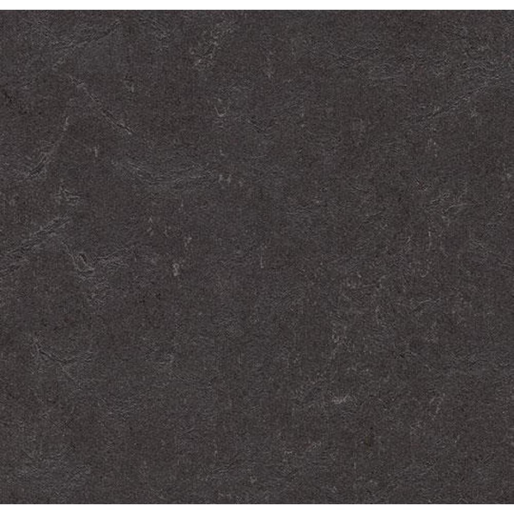 Натуральный линолеум Forbo (Eurocol) Marmoleum Click 633707 Black Hole