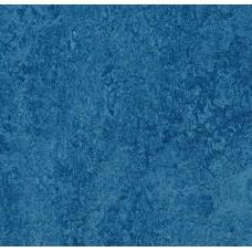 Натуральный линолеум Forbo (Eurocol) Marmoleum Modular t3030 blue