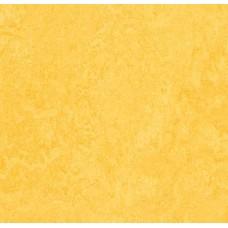 Натуральный линолеум Forbo (Eurocol) Marmoleum Modular t3251 lemon zest